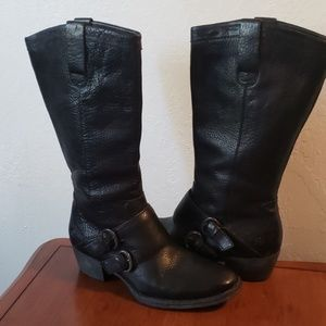BORN boots NWOT motorcycle